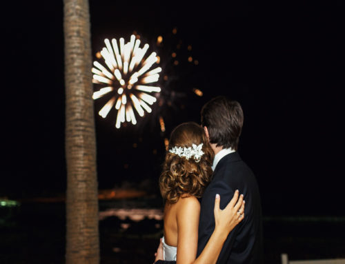 Wedding Fireworks Gallery 1