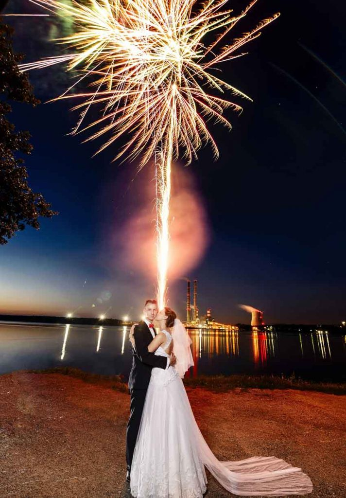 Wedding Fireworks Gallery 5